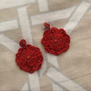 Stella & Dot Poppy Earrings